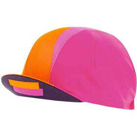 Santini Studio Cap Herrer, atomic orange